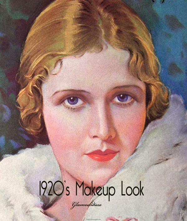1920s Women Makeup | Www.pixshark.com - Images Galleries With A Bite!
