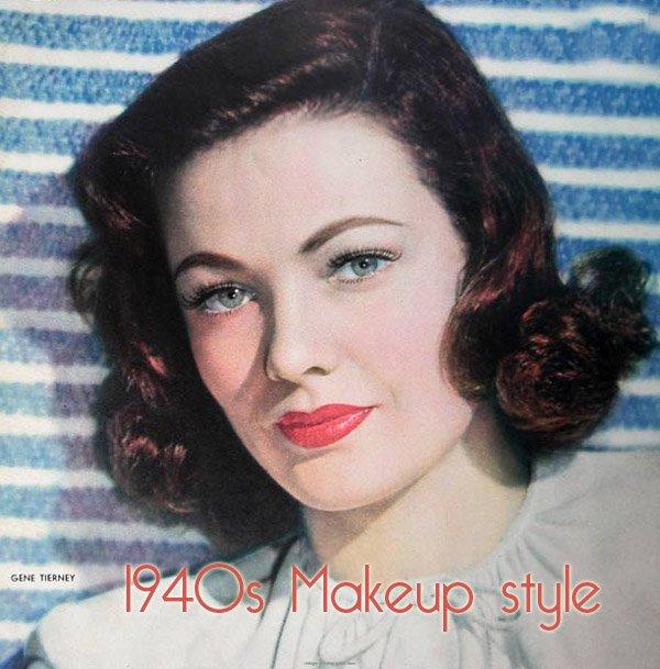 1940s Makeup Tips Tutorial | Vintage Makeup Guides
