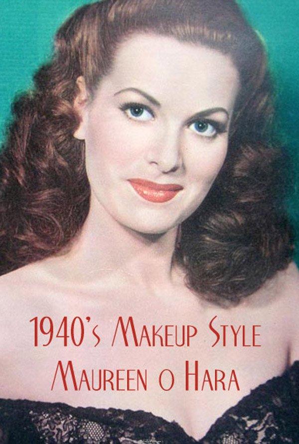 1940s makeup tips tutorial vintage makeup guides