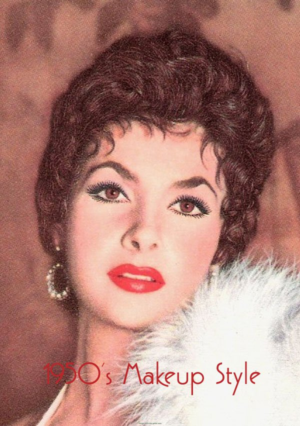 Vintage 1950s Makeup | Vintage Makeup Guides - photo #30