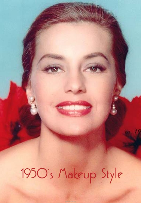 Vintage 1950s Makeup