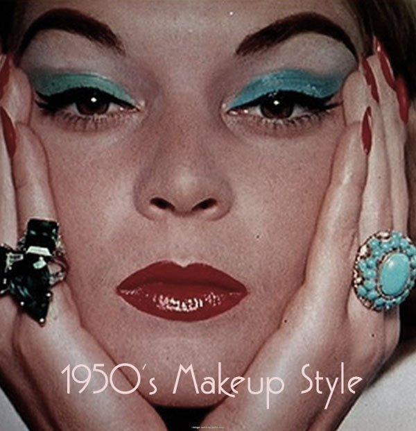 1950s Makeup Styles