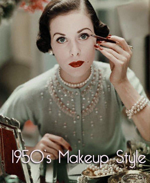 Vintage Makeup Guides