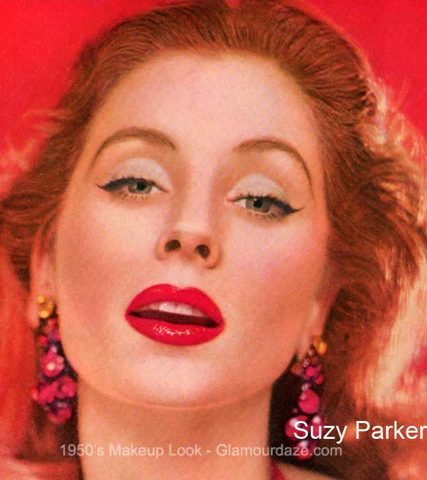 suzy-parker-1950s-makeup-look
