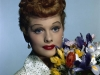 1950s makeup style -lucille ball