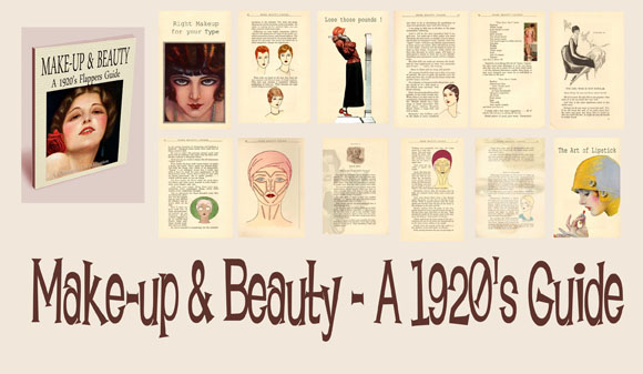 1920's make-up Guides