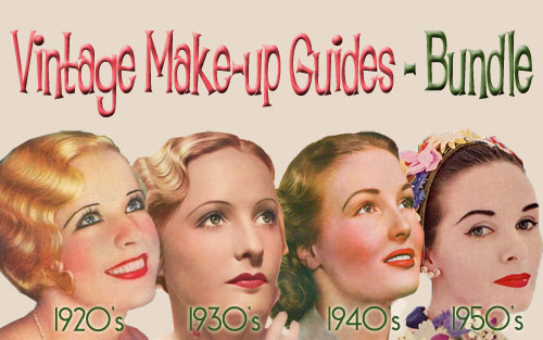 vintage-makeup-guides-bundle