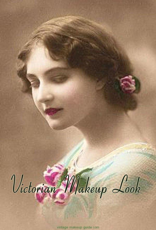 1920s makeup look. Victorian Makeup Gallery
