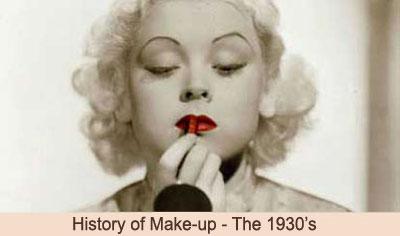 Vintage 1930s Makeup Guide Vintage Makeup Guide