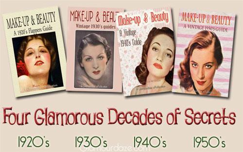 vintage-makeup-guides-bundle--four-decades