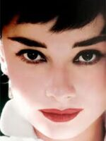 audrey hepburn eyes - makeup look