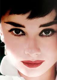 audrey hepburn eyes - makeup look