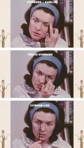 vintage-1960s-makeup-tutorial10---eyebrows