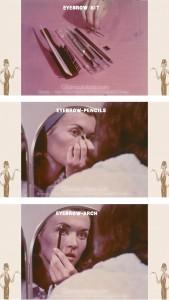 vintage-1960s-makeup-tutorial11---eyebrows