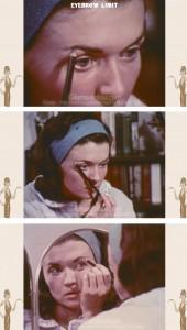 vintage-1960s-makeup-tutorial12---eyebrows