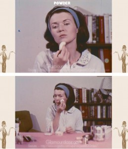 vintage-1960s-makeup-tutorial9---powder