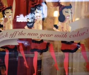 besamegirl-on-Instagram---dancing-lipsticks-at-Burbank-store