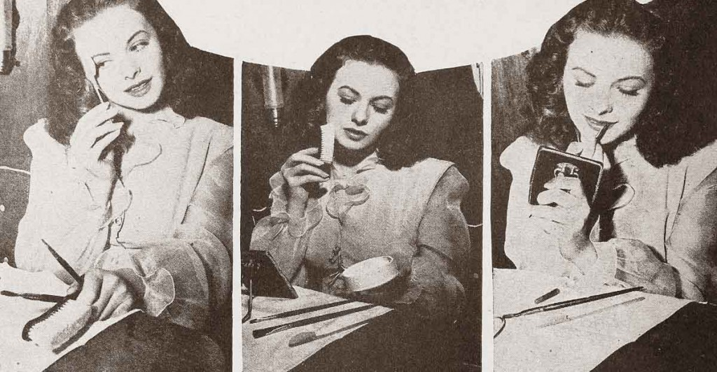 1940s-Makeup---Elegance-is-the-Last-Word---jeanne-craine