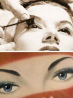 1940s-Mascara-application-guide