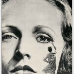 1930s Hollywood Makeup – Satirical Photograph