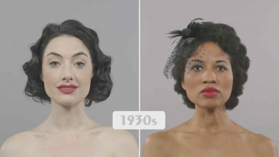 100-Years-of-beauty---Ebony-and-Ivory-comparison---1930s
