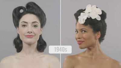100-Years-of-beauty---Ebony-and-Ivory-comparison---1940s