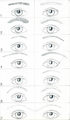 Seven Tips for Eyebrow correction