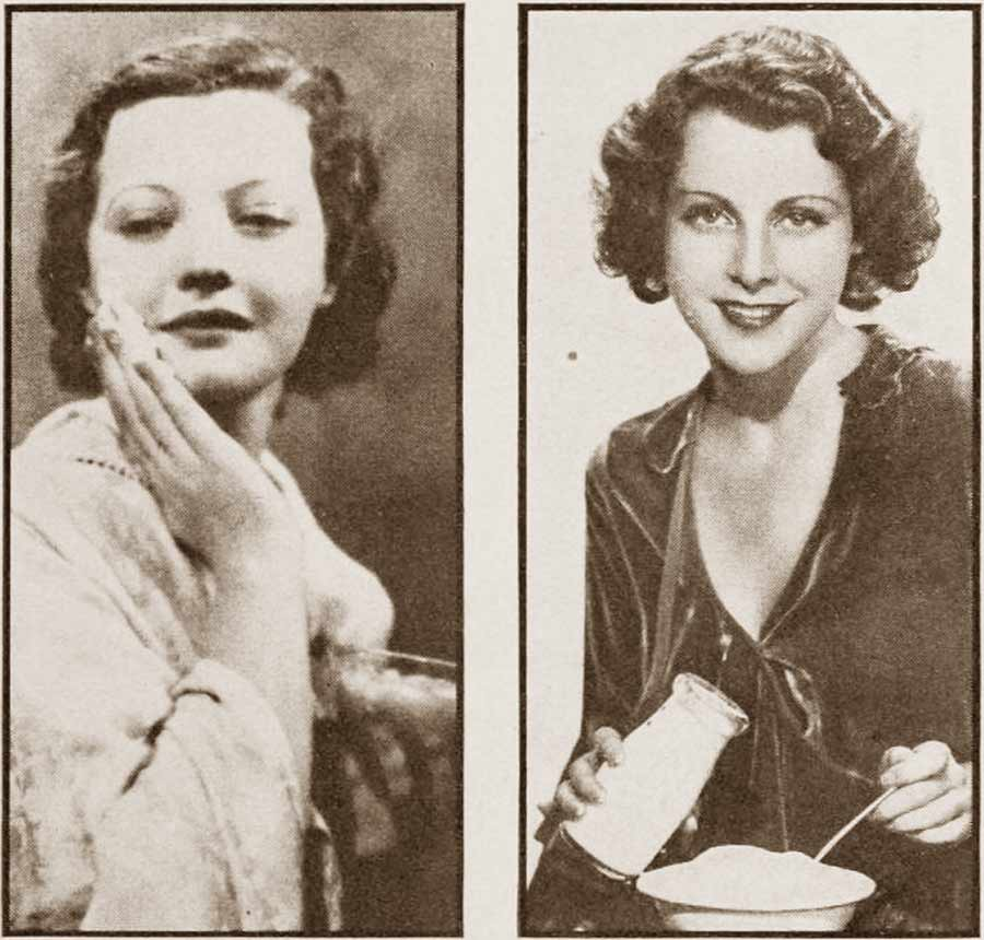1930s-Fall-makeup-Guide---face-masks