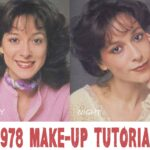 1978 Make-up Tutorial – The Bare Eye Look