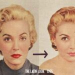 1950s Makeup – The New Latin Look of 1955