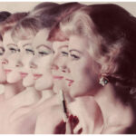 1950s Tutorial – White Lipstick and How to Wear it