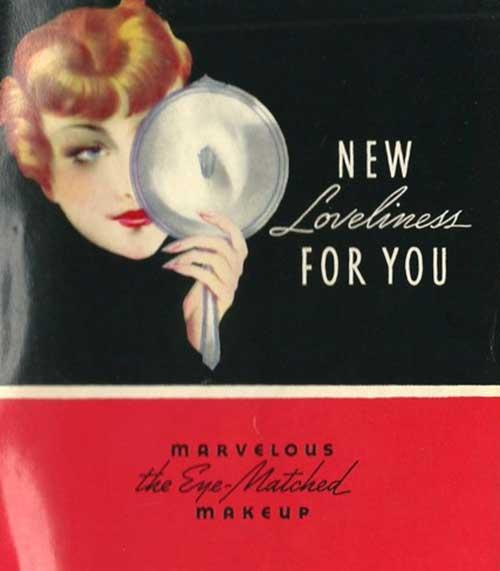 1930s Beauty Booklet-1937-Richard-Hugnut