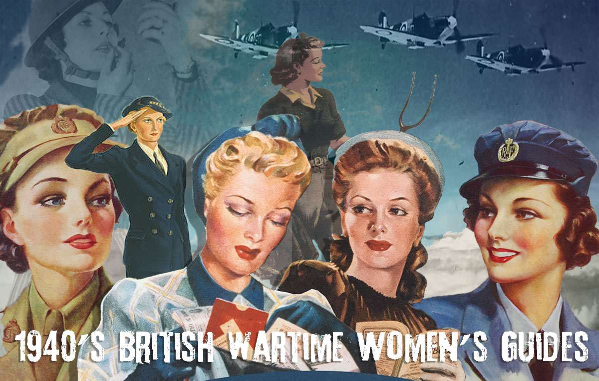 BRITISH-Womens-wartime-guides