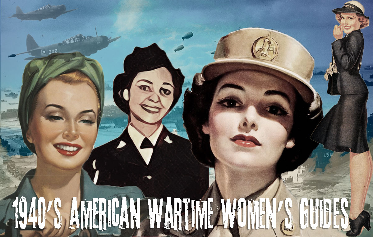American Wartime Women's Guides