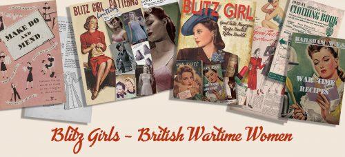 British Wartime Womens Guides- Blitz Girls