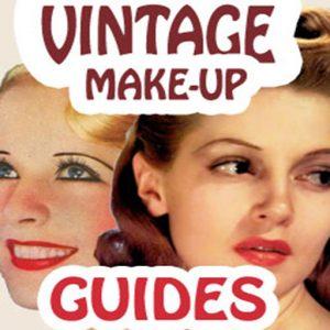 GlamourDaze Vintage Makeup Guides