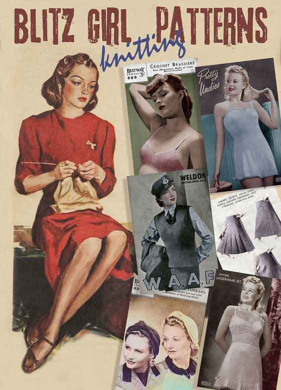 1940s-Wartime-Patterns-Book---Download-WW2-Women-Pack