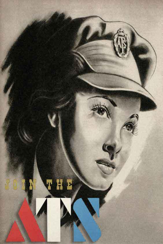 A.T.S-Handbook---1940s-War-Era-Women-in-Britain.-Download-WW2-Women-Pack