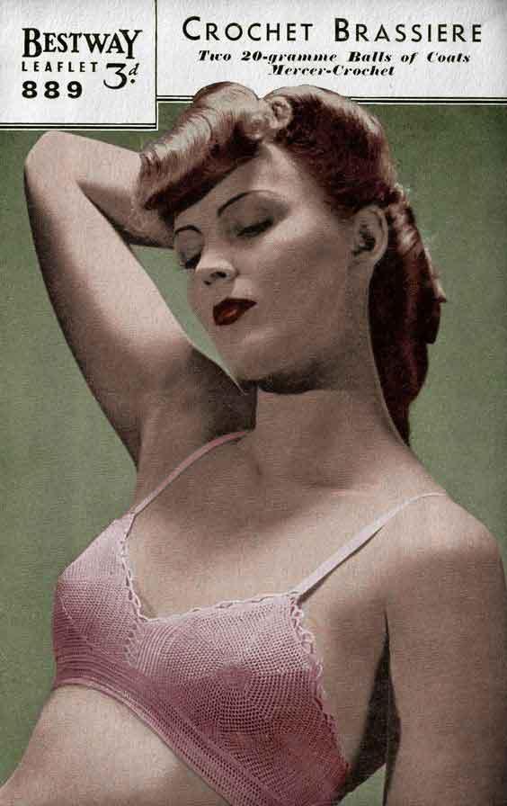 Bra-Pattern-from-1943---Download-WW2- Blitz Women-Pack