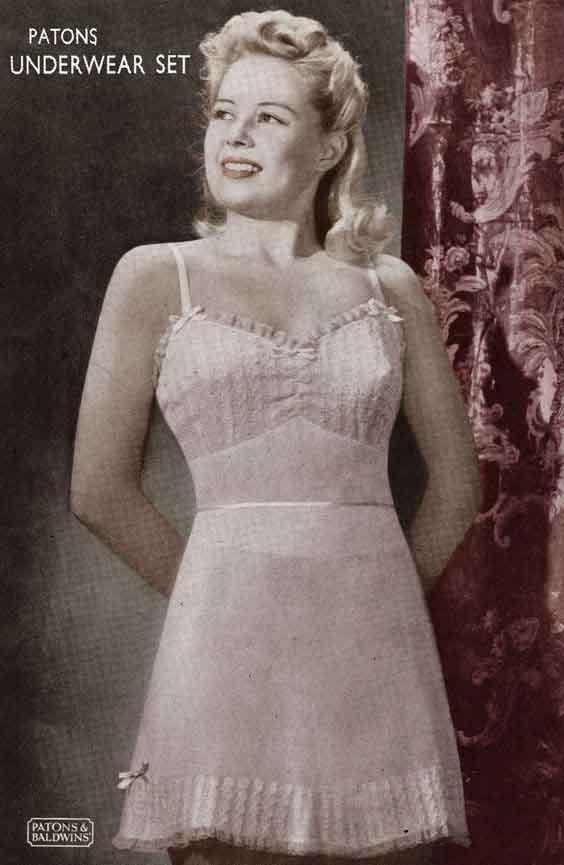 Ladies-Underwear-Pattern---Download-1940-Wartime-Women-Download-WW2-Women-Pack