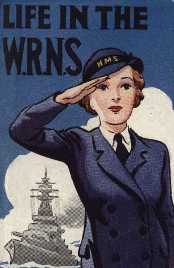 Life-in-the-Wrens-Handbook-Download-WW2-Women-Pack