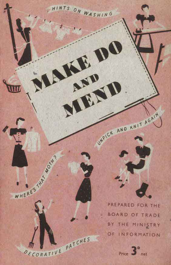 Make-Do-and-Mend---Download-WW2-Women-Pack