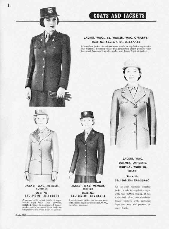 WAC-Uniform-Booklet---Download-WW2-Women-Pack