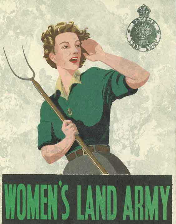 Womens-Land-Army-Newsletter---Download-WW2-Women-Pack