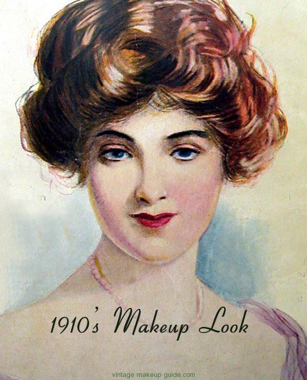 1910s Makeup