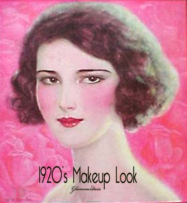 1920s Flapper makeup Style | vintage makeup guide