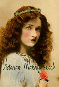 Makeup eras - The Victorian Look