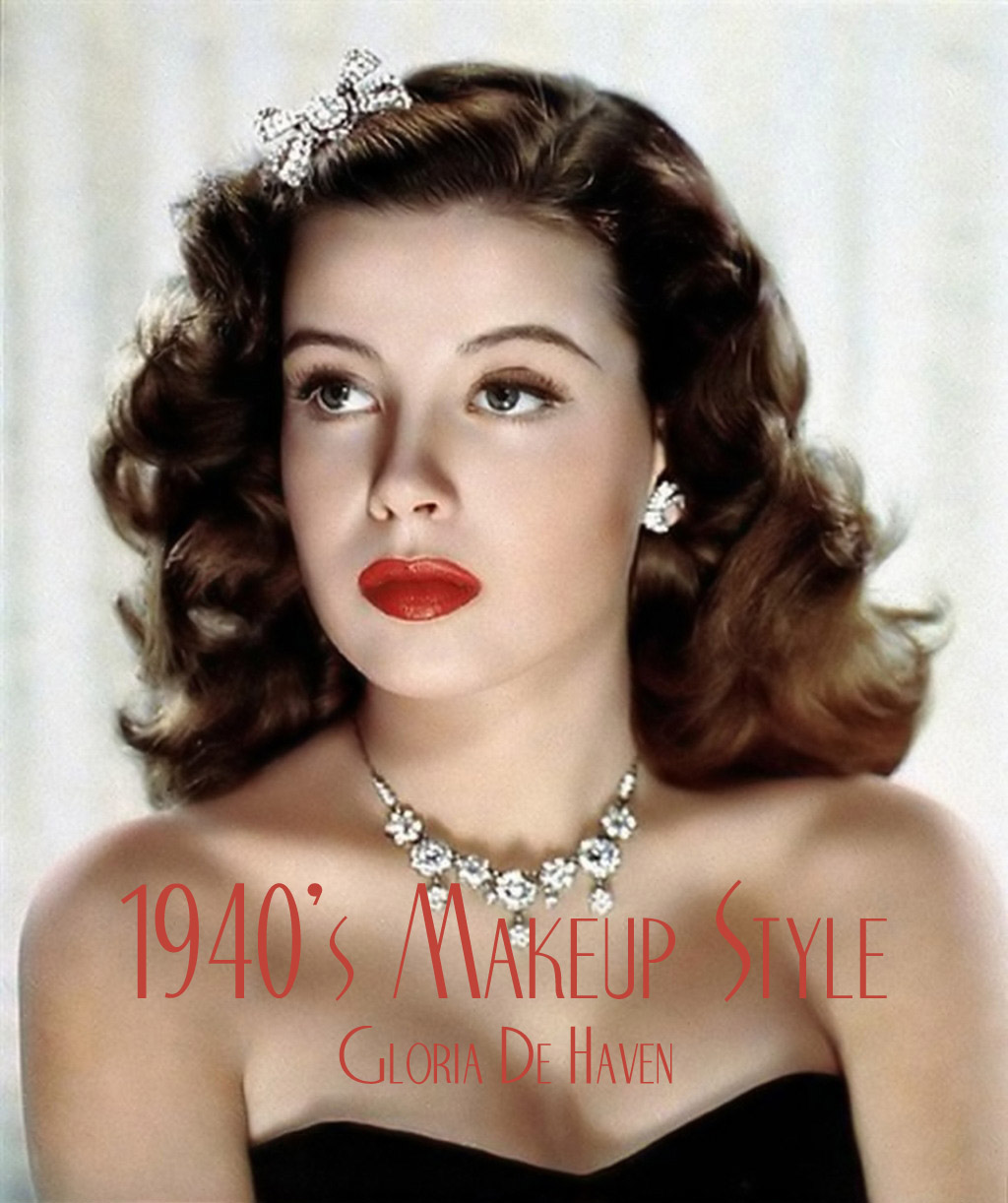1940s hair and makeup styles 1940 s makeup guide 5273