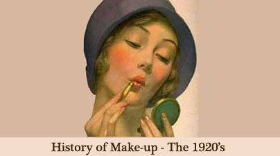 1920s-makeup history and tutorials