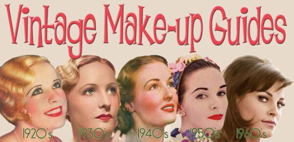 vintage makeup tutorials